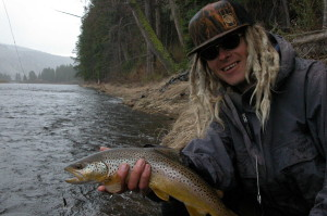 bitterroot river fly fishing guides hamilton montana