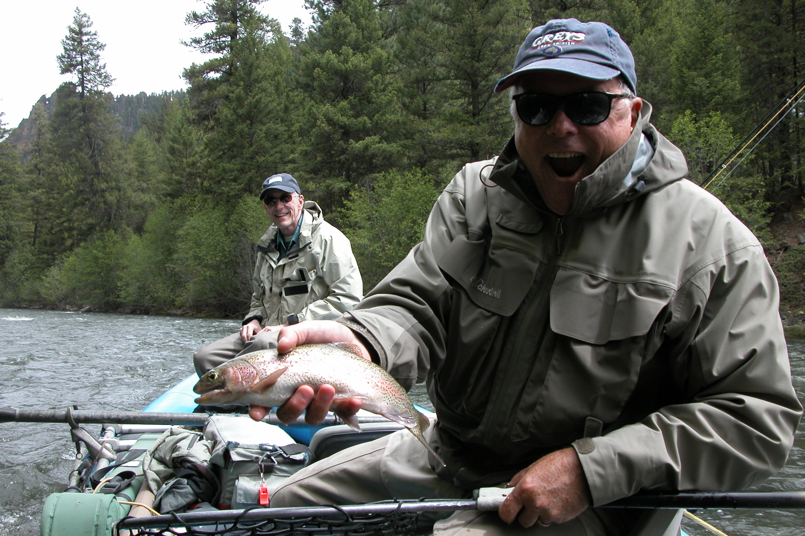 bitterroot river guides fly fishing hamilton montana