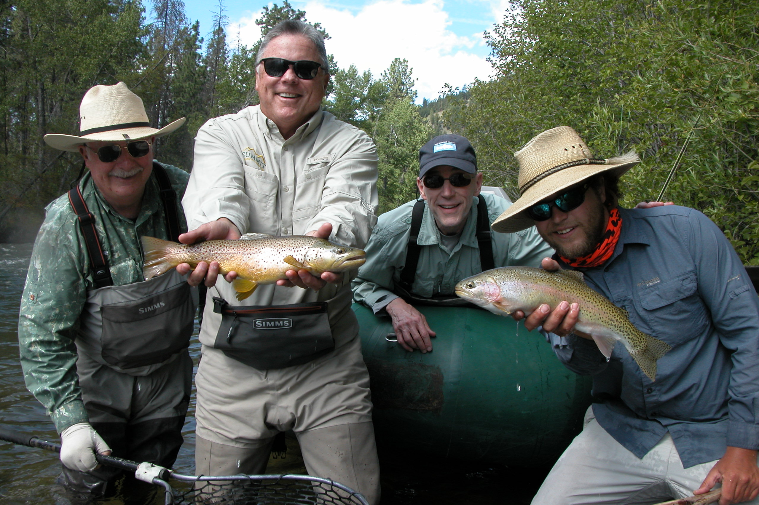 bitterroot river guides hamilton montana fly fishing