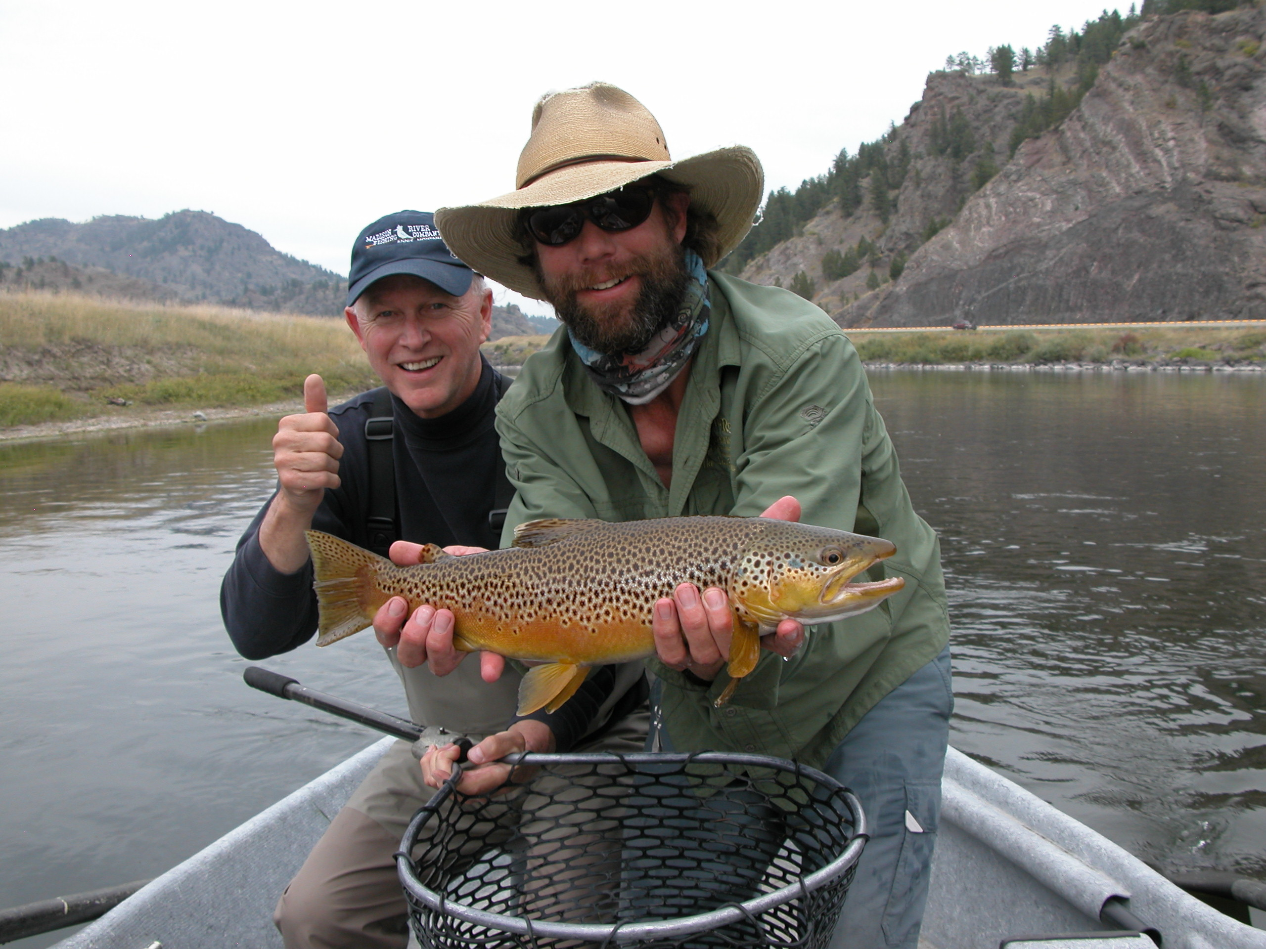 missouri river brown
